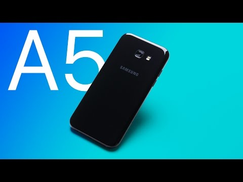 Samsung Galaxy A5 2017 Review! - A Taste of The Galaxy S8?