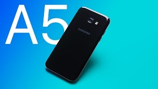 Samsung Galaxy A5 2017 Review! - A Budget Galaxy S8?