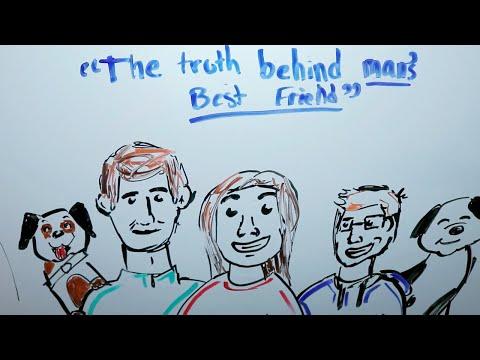 MAN'S BELOVED BEST FRIEND | (Documentary/Whiteboard Video)