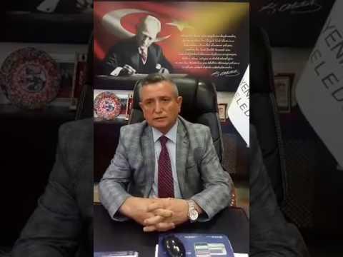 Yenimuhacır Belediye Başkanı Recep Ordu çalışmalarını anlattı/www.kesanpostasi.com-23.06.2017