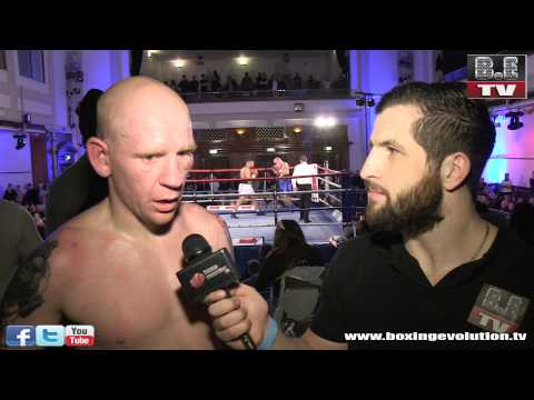 "Flave interviews Ryan Barrett - ""Id of won prizefighter"""