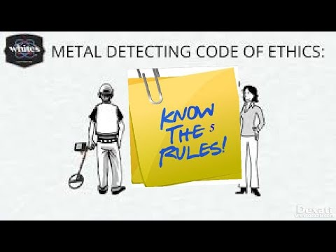 RULES OF METAL DETECTING IN HINDI