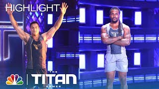 Strength Battles Speed in Herculean Pull - Titan Games 2019 (Highlight)
