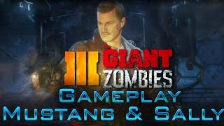 Zombies | The Giant Gameplay de Mustang & Sally !!