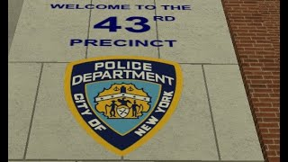 [Roblox NYPD New York] POLICESIM: NYC