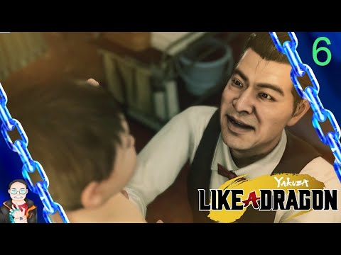 Yakuza Like a Dragon Nº6 | El pasado de Ichi | Gameplay Español |