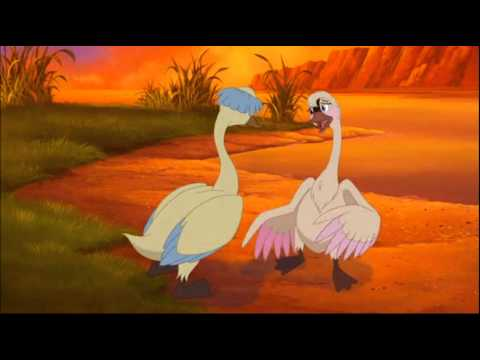 The classics: The trumpet of the swan louie vs boig and louie and serenas love