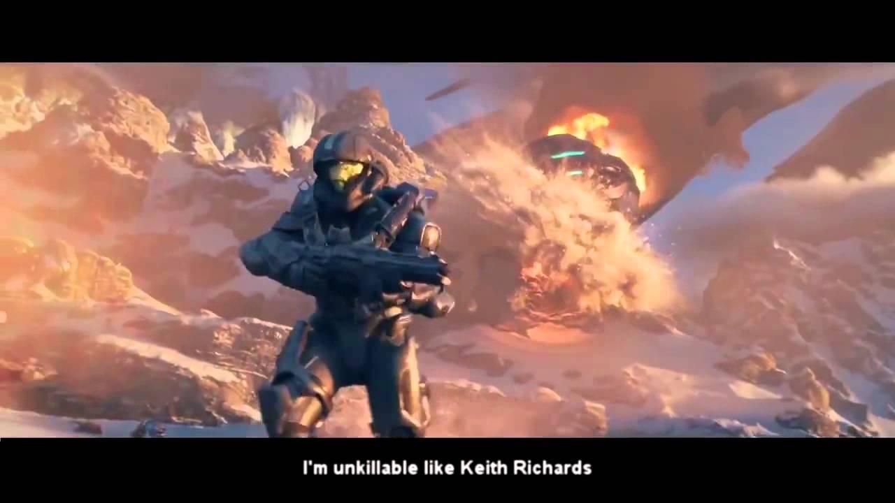 Letra Halo 4 Rap Con Piter-G de Zarcort - musicacom