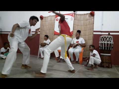 Associação de capoeira tradição da Bahia feira de Santana Bahia(2)