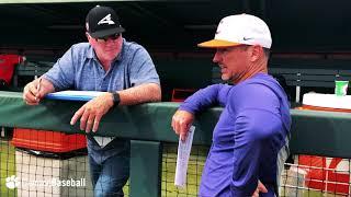 Clemson Baseball || Scout Day - 10/15/19