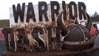 Warrior Dash 2016 (All Obstacles)