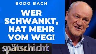 Bodo Bachs neuer Lieblingssport: Weinwanderung | SWR Spätschicht