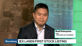 IEX Exchange Helps Level the Playing Field, CEO Katsuyama Says