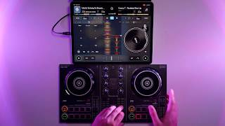 IPad Bass House DJ Mix -  Pioneer DDJ 200 & Algoriddim DJay
