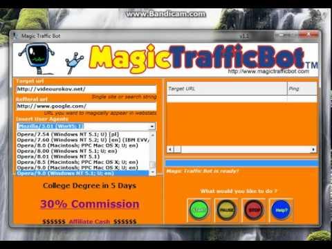 Magic Traffic Bot Download - Get Magic Traffic Bot Now
