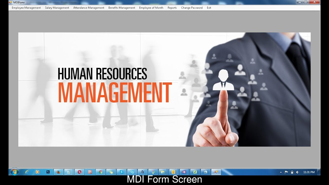 hrm Human resource management (hrm) is the process of managing people in organizations in a structured and thorough manner hr manager is responsible for managing employee expectations vis-à-vis.
