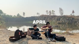 Download lagu April - Fiersa Besari ( Willy Anggawinata Cover + Lirik )