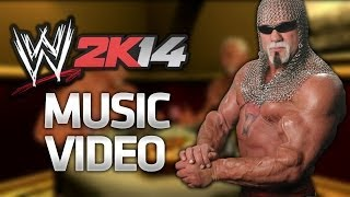 "Scott Steiner ""HUH?!"" Music Video (WWE 2K14)"