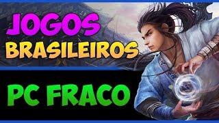Jogos Brasileiros Incríveis para PC Fraco (Sem Placa de Vídeo)
