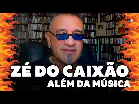 Zé Do Caixão Além Da Música