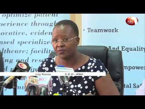 KNH denies rape allegations