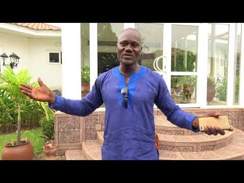 Diaspora African Forum Headquarters - Ghana Nov 2017 Tour
