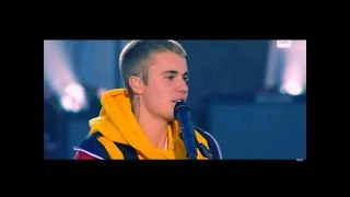 Justin Bieber - Love Yourself (Live From One Love Manchester Ariana Grande)