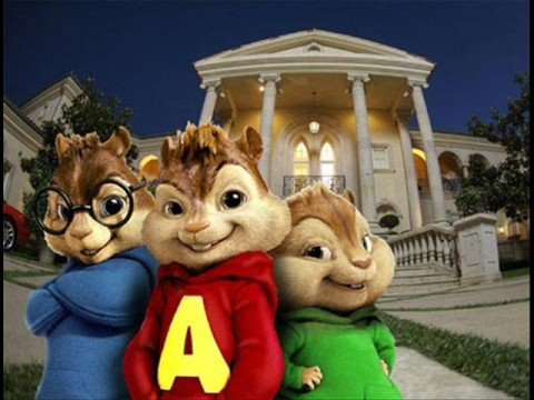 Won't Go Home Without You(Chipmunk Stylezzz)