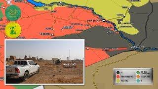 30 октября 2017. Военная обстановка в Сирии и Ираке. Борьба Асада и курдов за трассу Сирия – Ирак.