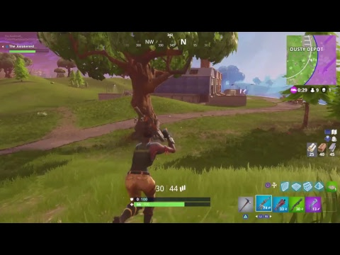 No money default noob plays fortnite with friends