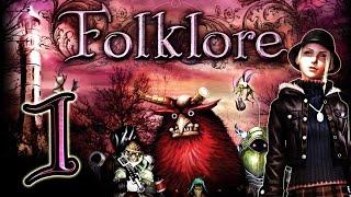 Folklore Walkthrough Part 1 (PS3) ~ FolksSoul ~ {Ellen, Prologue}