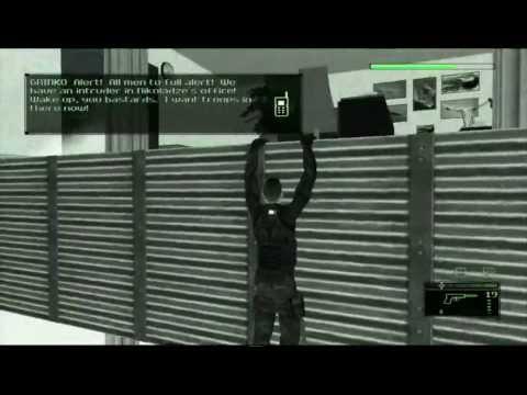 Splinter Cell Trilogy HD- Splinter Cell- Defense Ministry