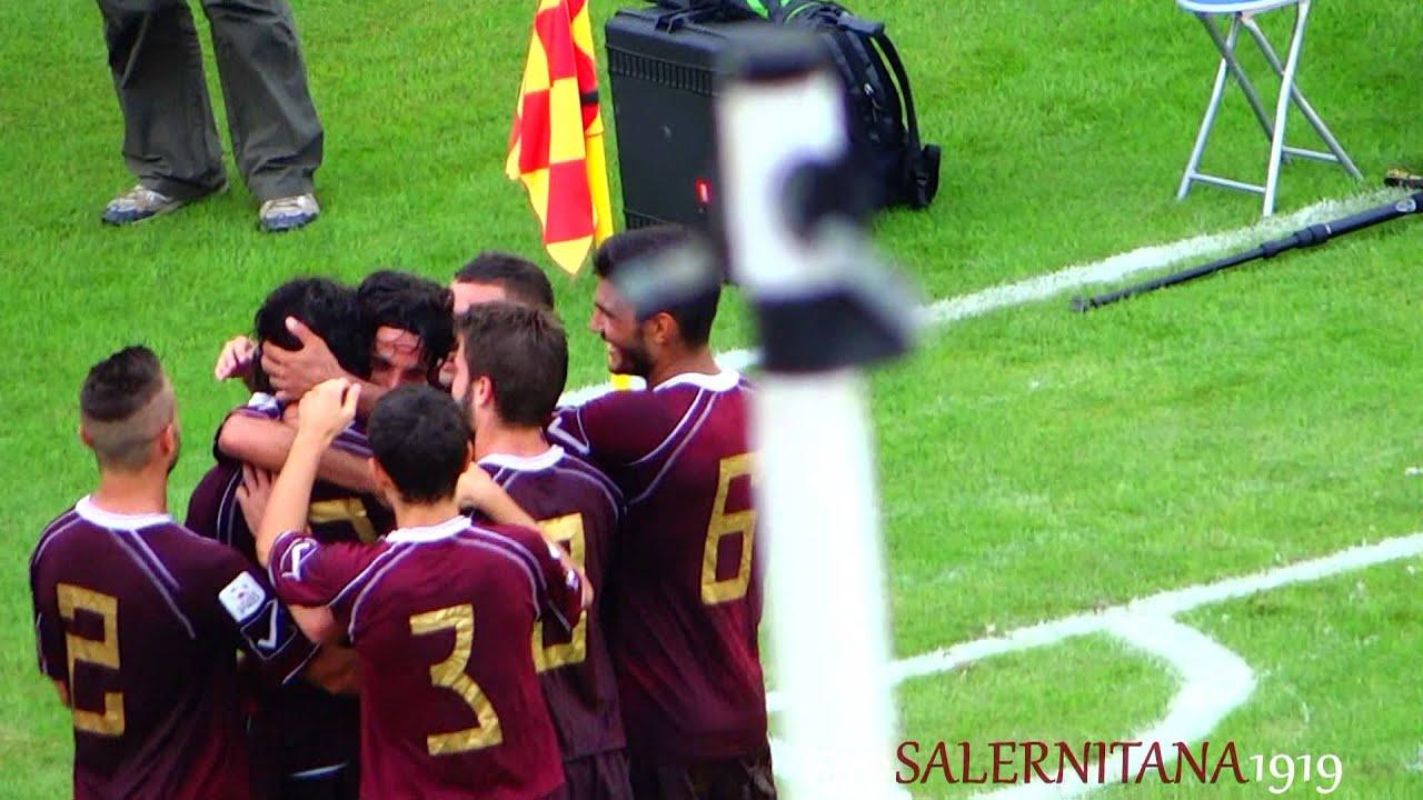 Gol 3-1 Matteo Guazzo in Salernitana Borgo Buggiano 3 - 1 ...