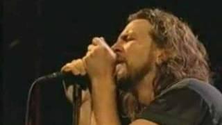 Pearl Jam - Last Kiss - En vivo en Argentina