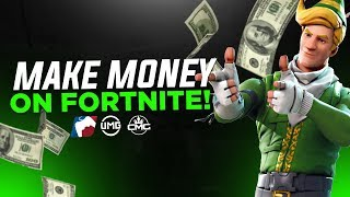 HOW TO MAKE MONEY BY PLAYING FORTNITE (100,000,000$) #REDRC (My RedRc sumbmission)