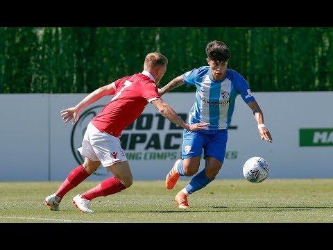 El Nottingham Forest tumba al Málaga en su debut de pretemporada (0-3)