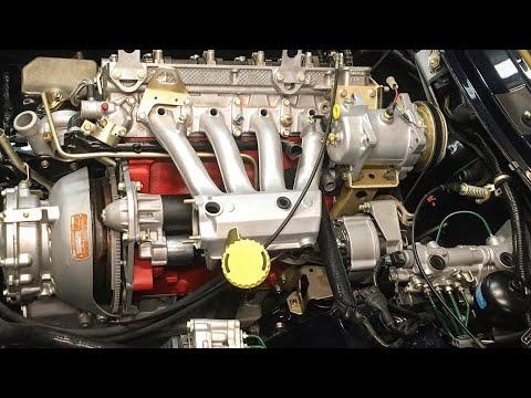 Saab 900 Og в реставрации: установили двигатель