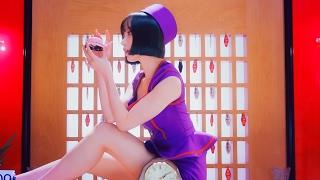 【EXID】L.I.E 官方HQ中字MV [07.08 韓國新性感女神 首張正規專輯《STREET》台灣獨家盤 正式發行]