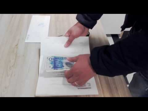 New Unboxing from eBay: Beautiful pre Euro banknotes! April 19, 2017