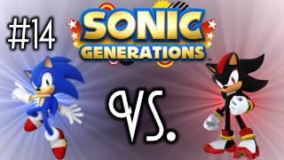 Sonic Generations - Ep. 14 - Sonic vs. Shadow - Modern