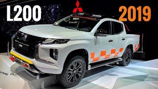 НОВЫЙ L200 - Оффроад ПРОТИВОПОКАЗАН??! и Mitsubishi ASX 2019