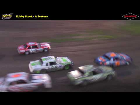 Hobby Stock -- 7/28/17 -- Rapid Speedway