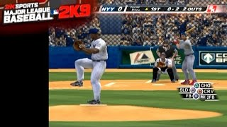 Major League Baseball 2K9 ... (PS2)