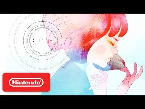 GRIS - Launch Trailer - Nintendo Switch