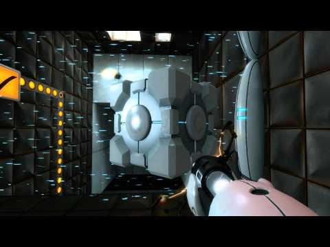 Portal - Gamma Energy Mod - Blind Playthrough - Part #2
