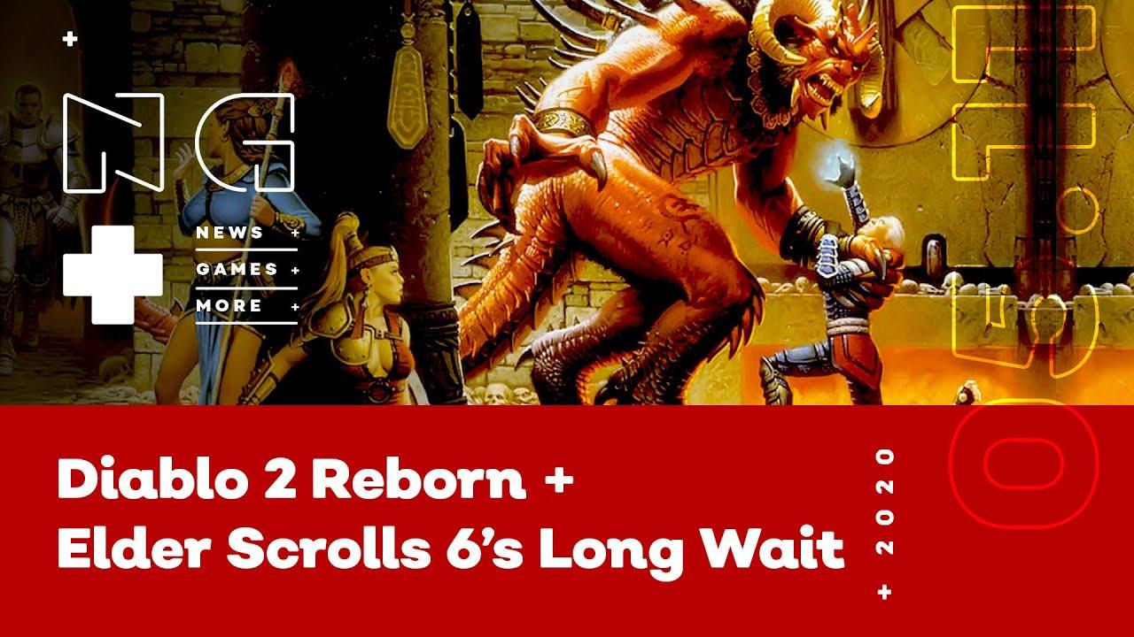 Diablo 2 Reborn, Elder Scrolls a 6 años de distancia - IGN News Live - 05/11/2020 + vídeo
