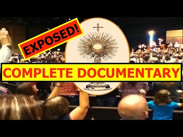 FULL DOCUMENTARY | SHOCKING PROOF! The CHARISMATIC Church IS the CATHOLIC CHURCH!