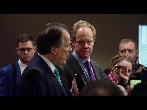 Mark Field UK on the DPR Korea  Security Council Media Stakeout 15 December 2017