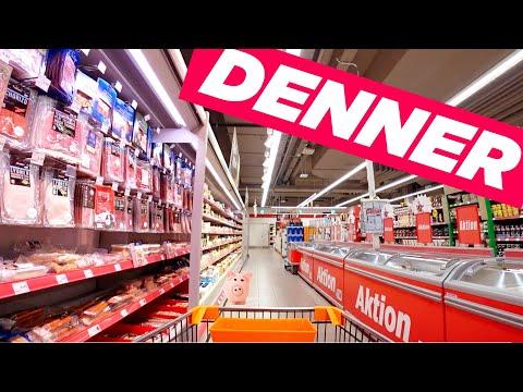Цены на Продукты в Швейцарии | Супермаркет DENNER | Цюрих Швейцария | Жизнь в Швейцарии