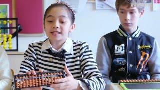 Школа ментальной арифметики № 1 в Кыргызстане